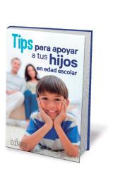 Tips para apoyar a tus hijos en edad escolar