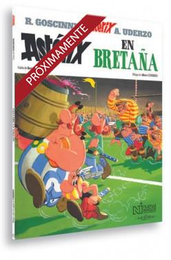Astérix en Bretaña