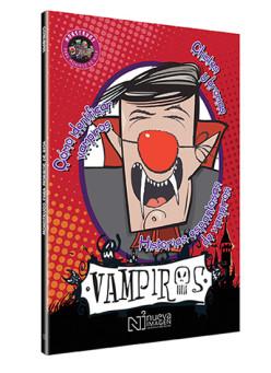 Monstruos para morirse de risa. Vampiros
