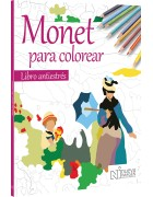 Monet para colorear