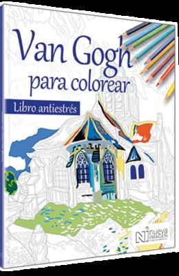 Van Gogh para colorear